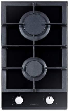 Встраиваемая варочная панель газовая Darina 1T2 C524 B Black