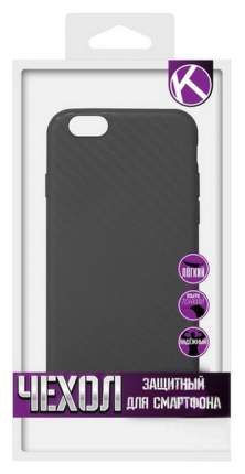 Чехол Krutoff для iPhone 6/6S Black