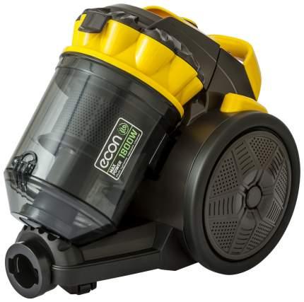 Пылесос Econ  ECO-1870VC Yellow/Black