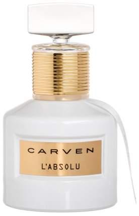 Парфюмерная вода Carven L'Absolu 30 мл