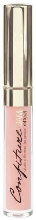 Блеск для губ Vivienne Sabo Confiture 52 Светлый молочно-розовый теплый 3 мл