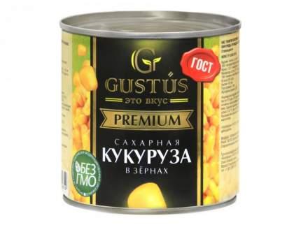 Кукуруза Gustus premium сахарная 400 г