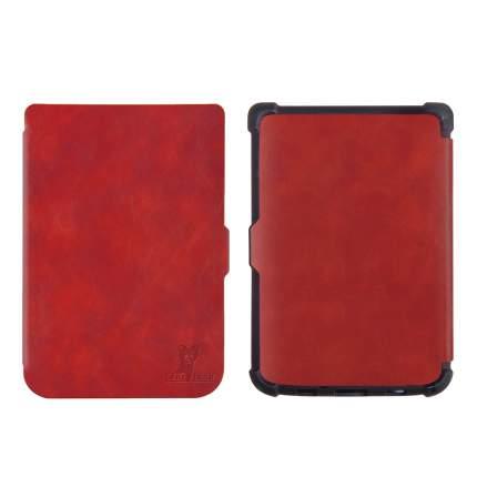 Чехол Goodchoice Slim для Pocketbook 616/627/632 (красный)