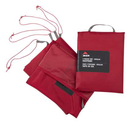 Пол для палатки MSR Universal 3 13012 красный
