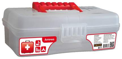 Контейнер для хранения вещей Plastic Centre ПЦ 3759 прозрачный