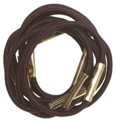 Резинки для волос Dewal RE028 Коричневый 10 шт