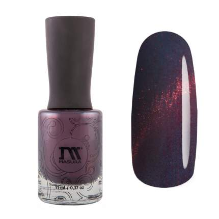 Лак для ногтей Masura Дымчатый Пурпур, 11 мл