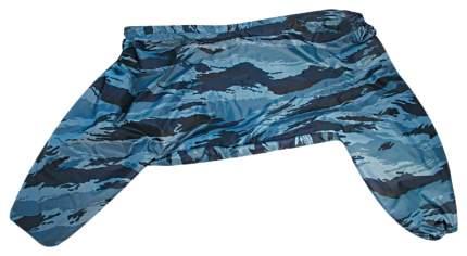 Комбинезон-дождевик для собак Gamma №10 Ротвейлер, унисекс, длина спины 60 см