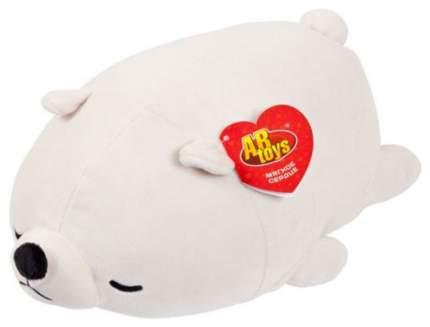 Мягкая игрушка Yangzhou Медвежонок полярный 27 см
