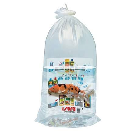 Пакет для рыб Sera, полиэтилен, 90 x 45 x 45 см