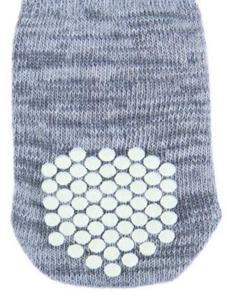 Носки для собак TRIXIE размер S, M, 2 шт серый