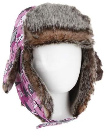 Детская шапка Lappi Kids  розовый р.52