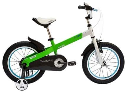 "Велосипед Royal Baby Buttons Alloy 14"" Зеленый"