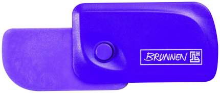 Ластик Brunnen Клик Фиолетовый