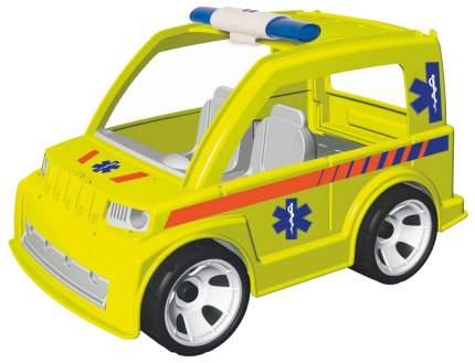 Машина спецслужбы Multigo Машина скорой помощи и фельдшер 23219