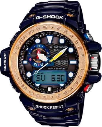 Японские наручные часы Casio G-Shock GWN-1000F-2A с хронографом
