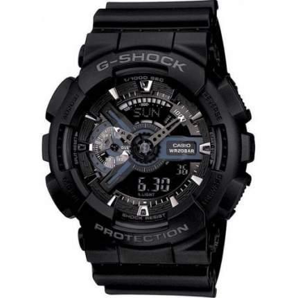 Спортивные наручные часы Casio G-Shock GA-110-1B