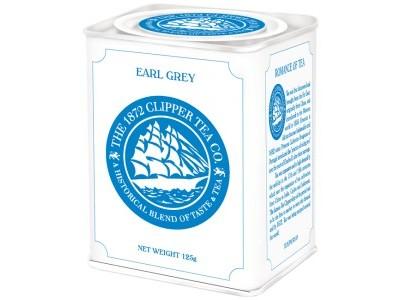 Чай весовой черный Ти Тэнг Earl Grey Clipper Tea 125 г