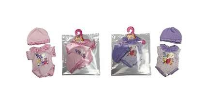 Набор одежды для кукол Наша Игрушка Крошка YLC41A в ассортименте