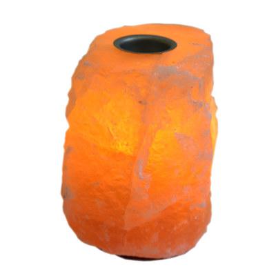 Соляная лампа Арома 3-4кг с эф. маслом