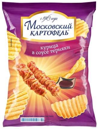 Картофельные чипсы Московский картофель курица в соусе терияки 70 г