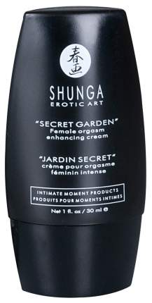 Крем Shunga Тайный сад для усиления ощущений