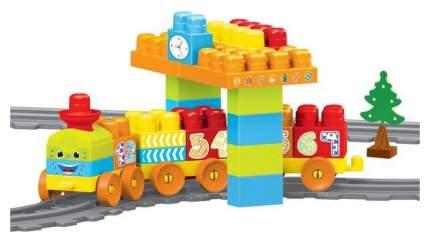 Моя первая железная дорога с конструктором Dolu 58 элементов 224 см DL_5081