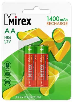 Аккумуляторная батарея Mirex HR6-14-E2 2 шт