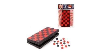 Игры в дорогу Little Zu Шашки магнитные 90055G