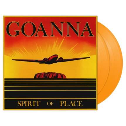 Виниловая пластинка Goanna Spirit Of Place (Coloured Vinyl)(2LP)