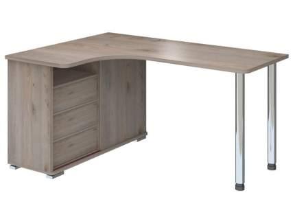 Письменный стол Мэрдэс MER_SR-145SM_N-LEV, нельсон