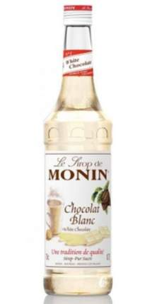 Сироп Монин белый шоколад 0.7 л