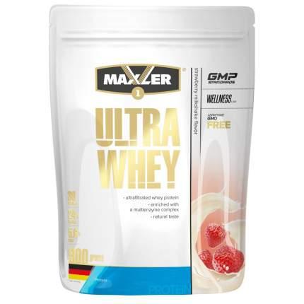 Протеин Maxler Ultra Whey 0,9 г Strawberry Milkshake