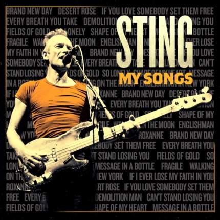 Виниловая пластинка Sting My Songs (2LP)