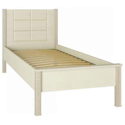 Кровать односпальная Компасс-мебель Изабель ИЗ-07 80х200 см, бежевый
