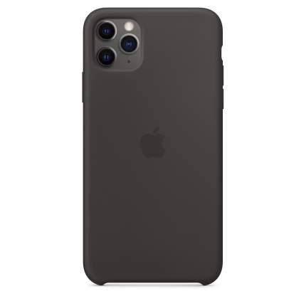 Чехол Apple для iPhone 11 Pro Max Silicone Case - Black