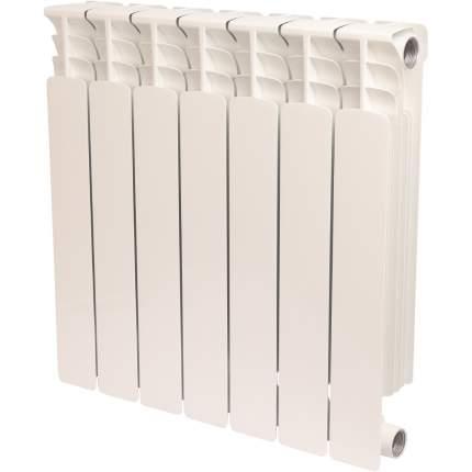Радиатор биметаллический Stout Space 561x560 SRB-0310-050007