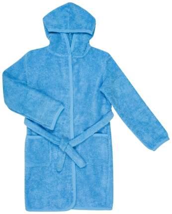 Халат для мальчика Barkito Голубой р.110