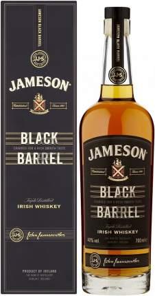 Виски Jameson  Black Barrel  gift box 0.7 л