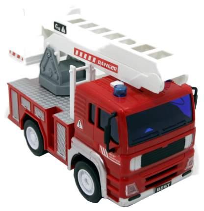 Пожарная машина Big Motors с лестницей