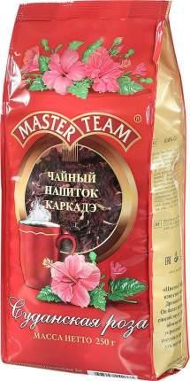Чайный напиток Master Team karkade суданская роза 250 г