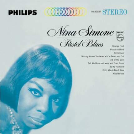 Виниловая пластинка Nina Simone Pastel Blues (LP)