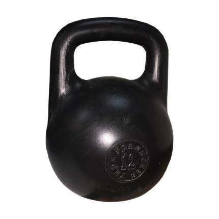 Гиря Titan пластиковая с наполнителем 12 кг