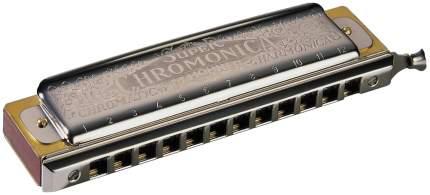 Губная гармоника хроматическая HOHNER Chromonica 48 270/48 G
