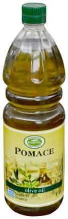 Оливковое масло Korvel для жарки Помас пластиковая бутылка 1 л