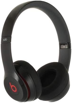 Наушники Beats Solo 2 Black (MH8W2ZE/A)