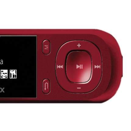 Портативный медиаплеер Ritmix RF-3360 4Gb Red