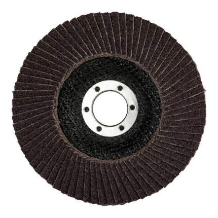 Диск лепестковый для угловых шлифмашин Зубр 36591-125-60