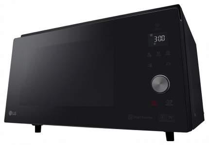 Микроволновая печь с грилем и конвекцией LG MJ3965BIS black