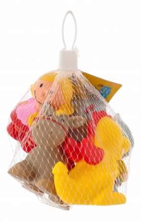Набор игрушек-брызгалок для ванны«волшебная сказка», 5 шт.